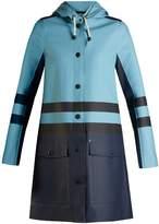 Marni Hooded water-repellent coat