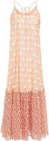 Thumbnail for your product : Stella McCartney Embellished Printed Cotton-chiffon Midi Dress
