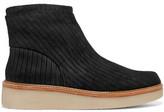 DKNY Kimmie Nubuck Ankle Boots