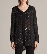 AllSaints Shalien Star Shirt