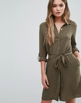 Lipsy Belted Shirt Dress