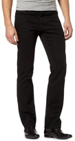 J By Jasper Conran Designer Black Straight Leg Jeans