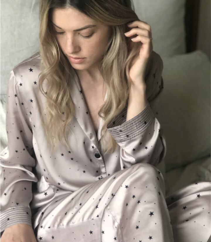 Thumbnail for your product : Margaux Star Print Pyjamas - LGE