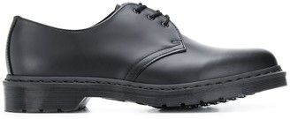 Dr. Martens leather Derby shoes