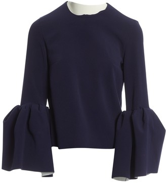Roksanda Navy Top for Women