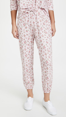 Onzie French Terry Floral Sweatpants