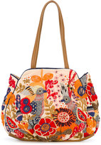 Jamin Puech embroidered tote
