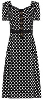 Dolce & Gabbana Polka-dotted cotton dress