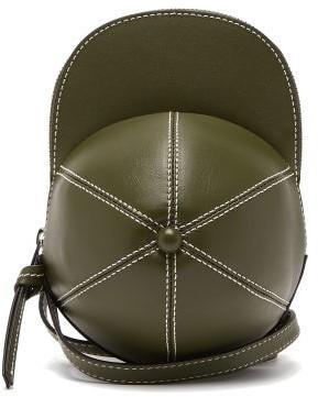 J.W.Anderson Cap Mini Cross-body Bag - Green