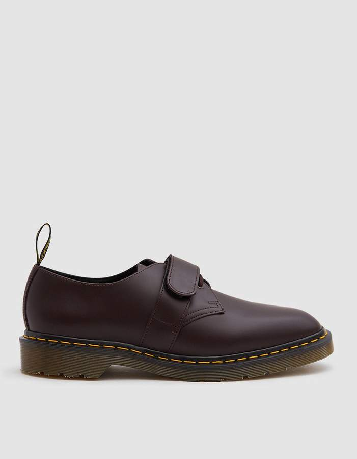 Dr. Martens x Engineered Garments 1461 Smith Shoe in Oxblood