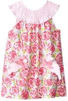 Mud Pie Bunny Dress (Infant)