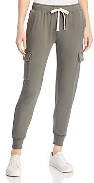 Monrow Cargo Jogger Pants