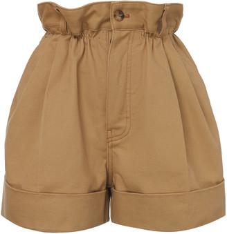 Miu Miu Cuffed Shorts