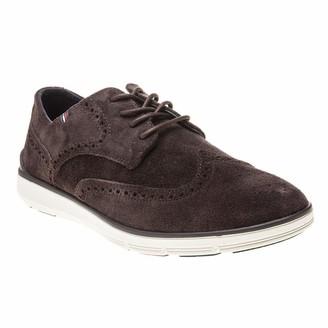 Tommy Hilfiger Men's Lightweight City Suede Shoe Chelsea Boots