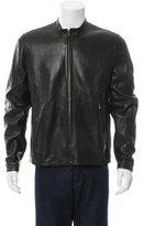 Drome Leather Moto Jacket