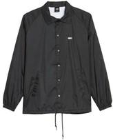 Obey Men's Lo-Fi Graphic Coach's Jacket