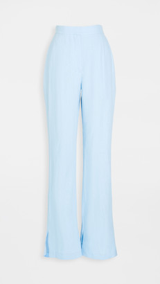 SABLYN Charlee Linen Trousers