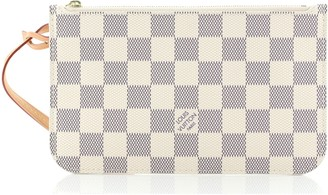 Louis Vuitton Neverfull Pochette Damier Small