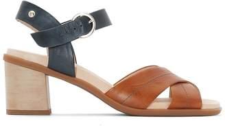 PIKOLINOS Denia W2R High Heeled Leather Sandals