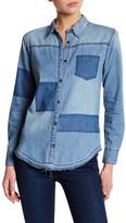 Joe's Jeans Kristina Button Up Shirt