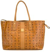 MCM canvas shopper bag - women - Cotton/Canvas - One Size