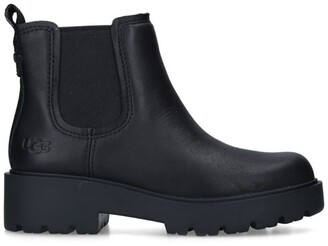 UGG Leather Markstrum Ankle Boots 45