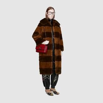 Gucci Faux fur coat