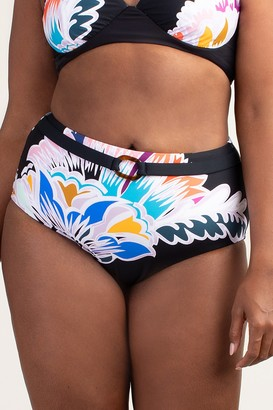 Trina Turk Seychelles Plus High Waist