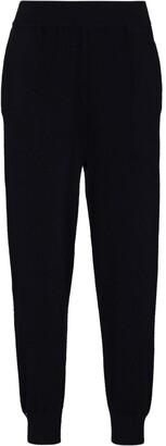 Extreme Cashmere Elasticated Waistband Track Pants