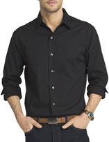 Van Heusen Long-Sleeve Print Woven Shirt