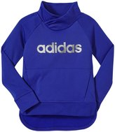adidas Drop Kick Pullover (Toddler/Kid) - Dark Purple-3T