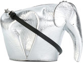 Loewe Elephant mini bag - women - Leather/metal - One Size