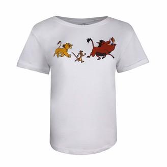 Disney Women's Lion King Trio T-Shirt
