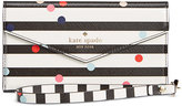 Kate Spade iPhone 7 Confetti Dot Envelope Wristlet