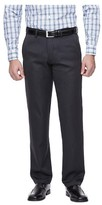 Haggar H26 - Men's Straight Fit Pants Charcoal Heather 36X30