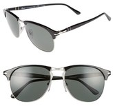 Persol Men's 56Mm Sunglasses - Black