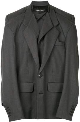 Y/Project double tailored jacket