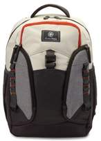 Jeep J is for Perfect Pockets Backpack Diaper Bag in Grey