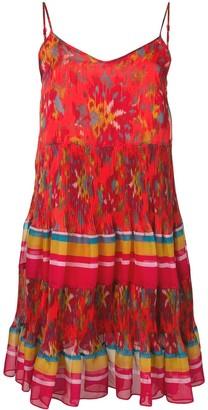 Twin-Set Patterned Dress
