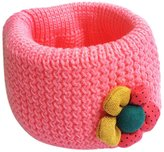 ABC® 1099 ABC® Children Scarf, Winter Kids Scarf Baby Knit Woolen O-ring Scarf Children Neck Warmer