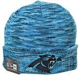 New Era Carolina Panthers NFL Men's Winter Knit Beanie 80386398