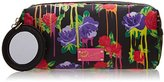 Betsey Johnson LUV BETSEY by Cosmetic Case with Mirror