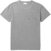Saint Laurent - Cotton-jersey T-shirt
