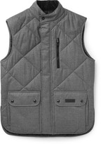 Belstaff - Quilted Wool Gilet