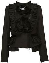 Givenchy Ruffled Jacket