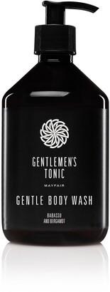 Gentlemen's Tonic Babassu & Bergamot Gentle Body Wash (500Ml)