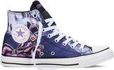 Converse Unisex Chuck Taylor All Star Hi Catwoman Sneaker Eggplant Purple (4 B(M) US)