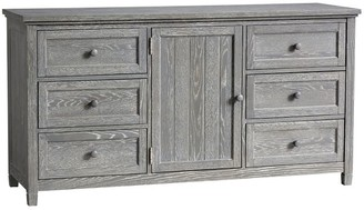 Pottery Barn Teen Beadboard Wide Dresser