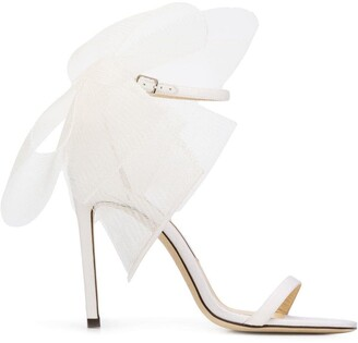 Jimmy Choo Aveline 100 sandals
