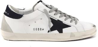 Golden Goose Superstar White Leather Vintage Sneaker